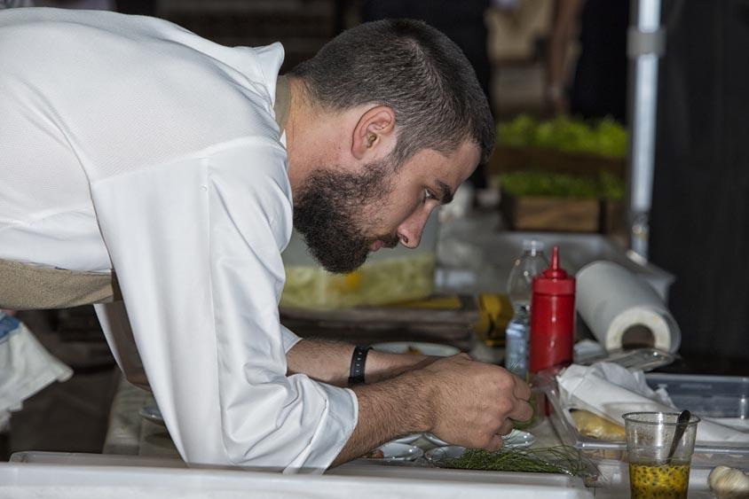 Tuscanbites chefs design plates
