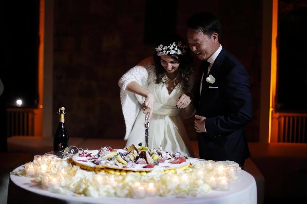 Wedding cake Tuscanbites catering