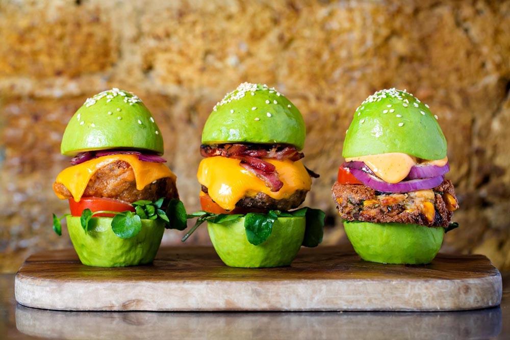 avocado burger buns Tuscanbites