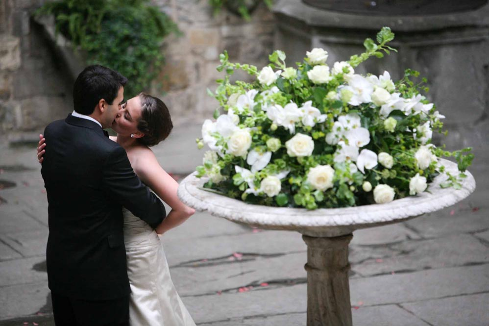 bride groom reception tuscanbites