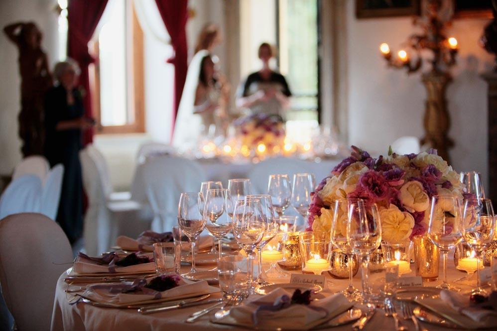 elegant reception settings tuscanbites catering