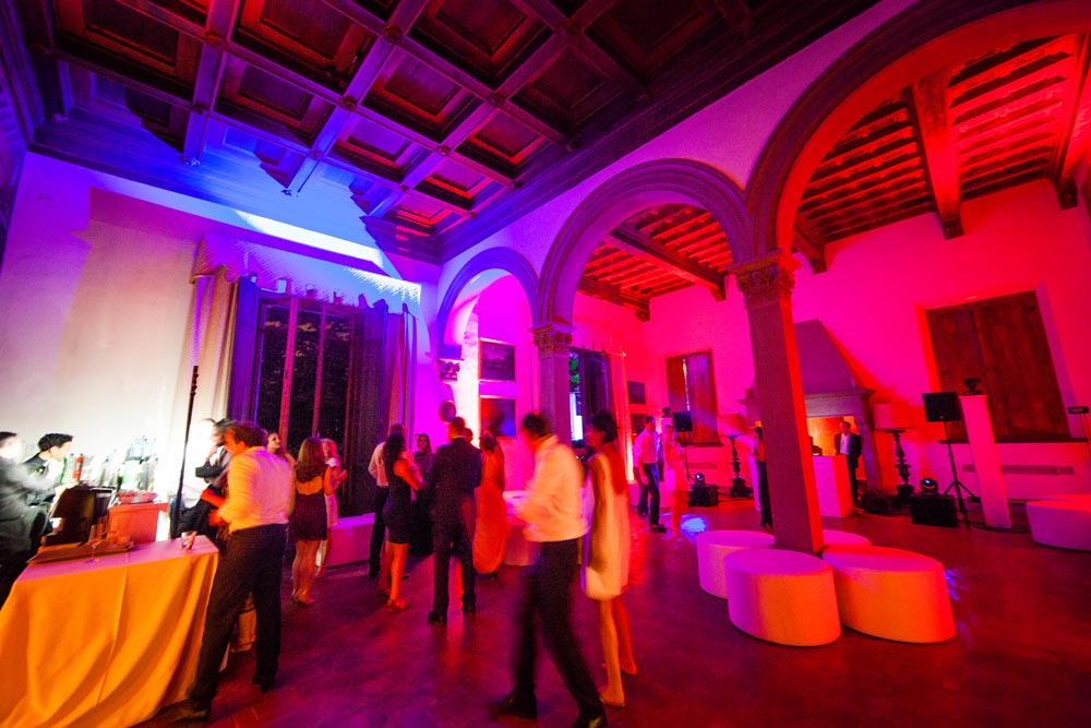 party settings design tuscanbites