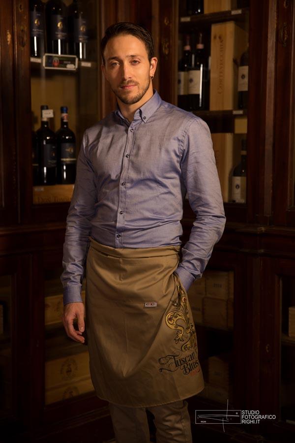 tuscanbites classic waiter attire