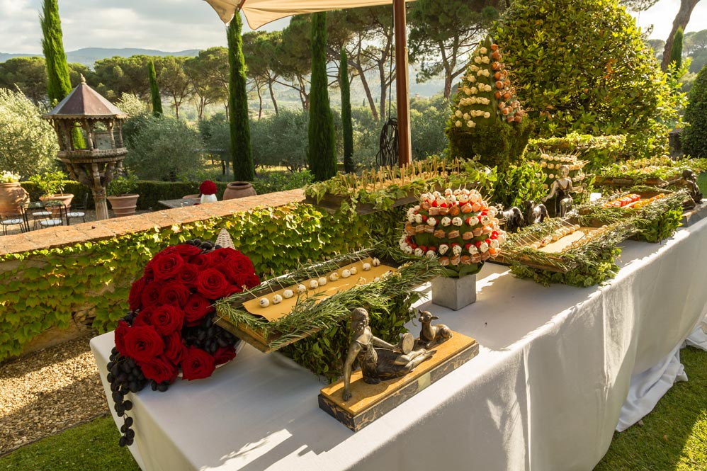 wedding buffet design tuscanbites catering