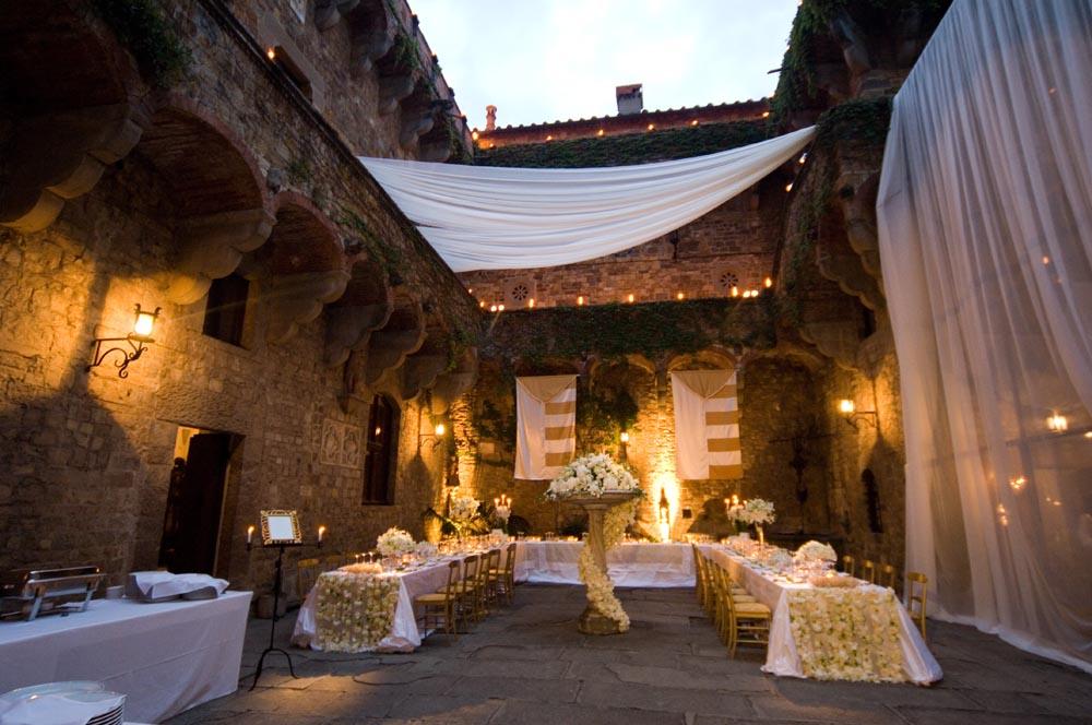 wedding reception castele tuscanbites catering