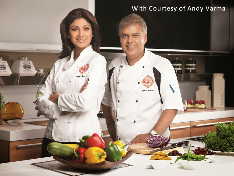 Andy Varma indian chef
