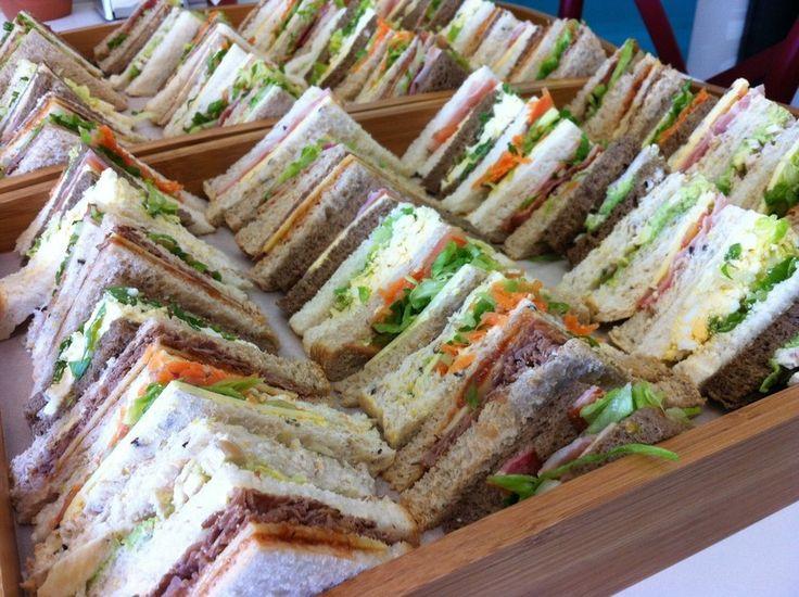 TuscanBites Light lunch sandwiches mix