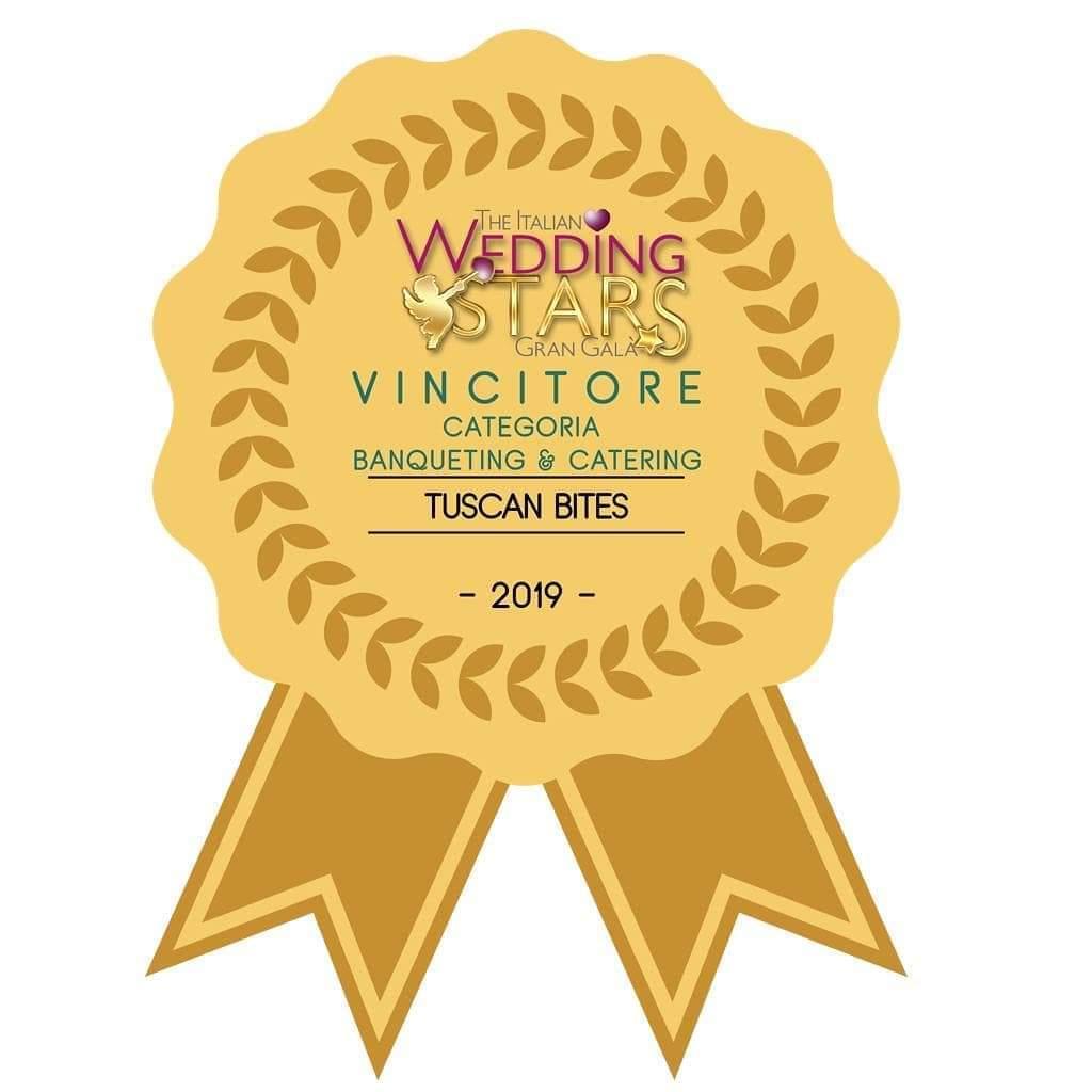 TuscanBites Catering Award